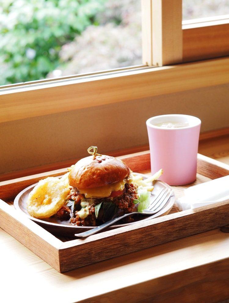 ichi ハンバーガーセット