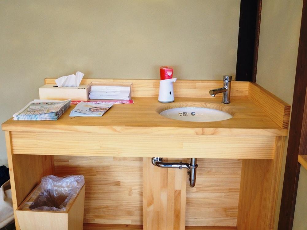 ichi 2階 手洗い