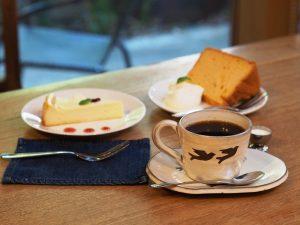 kobacoffee(コバコーヒー) ~ 3種類の淹れ方が楽しめる、自家焙煎コーヒーと美味しいケーキの喫茶店