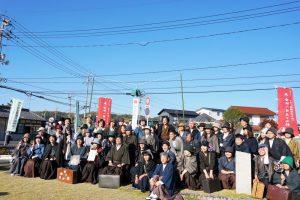第11回・コスプレイベント1000人の金田一耕助(令和元年11月23日開催) ~ 名探偵のふるさと真備町を巡るイベント