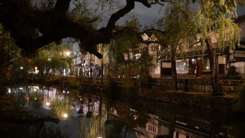 夜の美観地区ー3