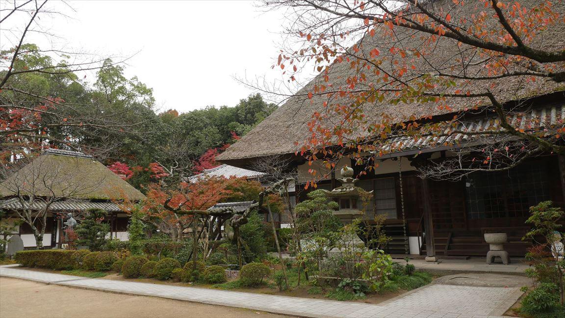 円通寺と良寛堂