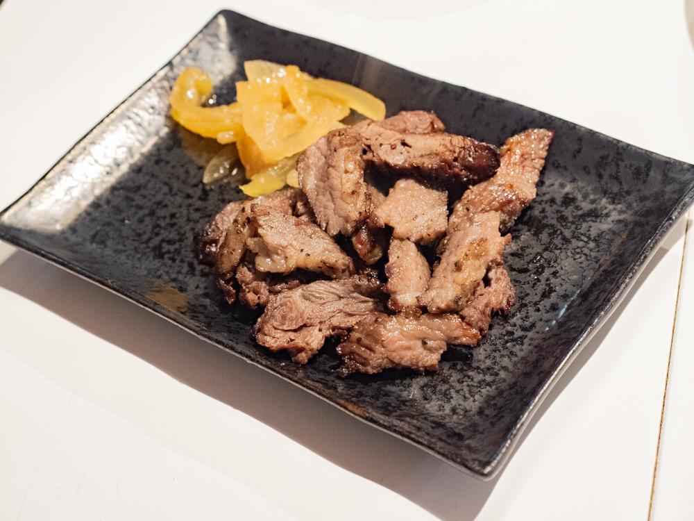 お肉バー ま、いっか:ネジ焼き