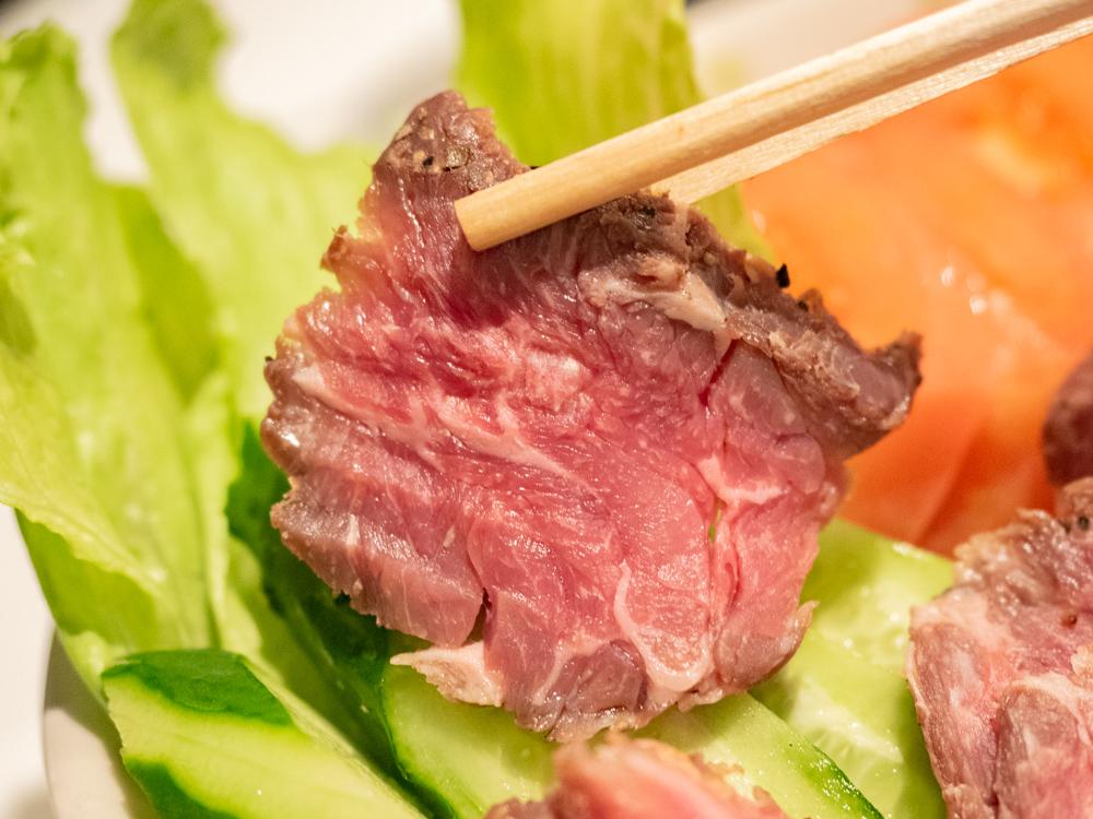 お肉バー ま、いっか:ネジクレトマトのネジクレもん
