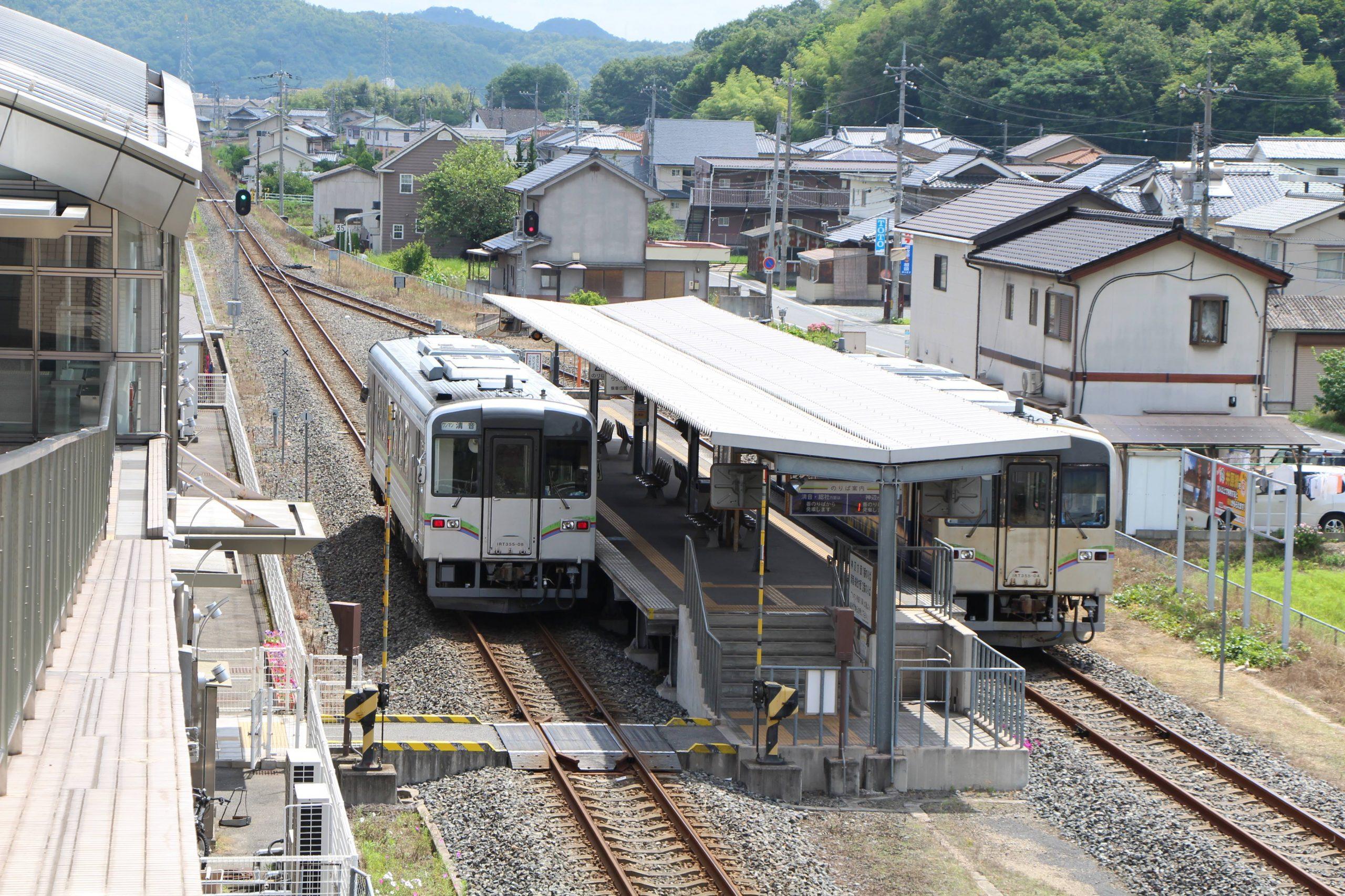 井原鉄道 井原駅