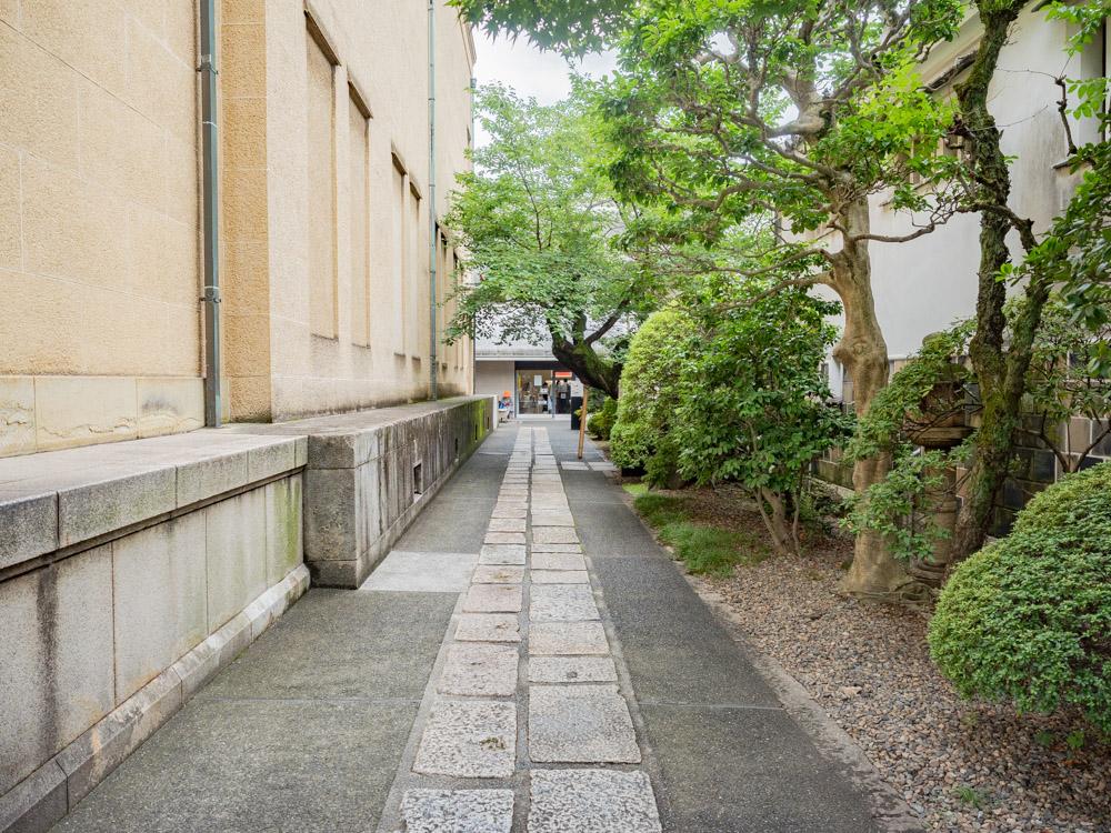 倉敷美観地区周辺のトイレ:大原美術館 工芸・東洋館