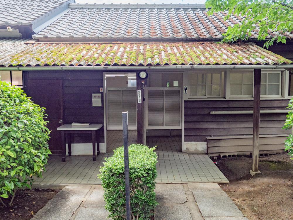 倉敷美観地区周辺のトイレ:倉敷アイビースクエア