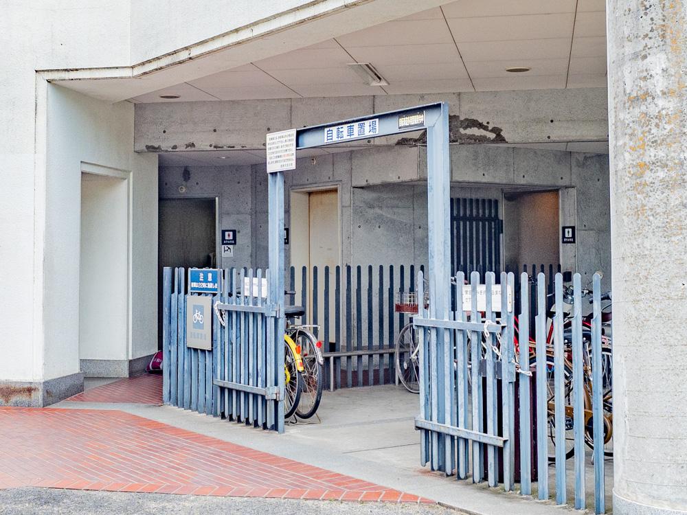 倉敷美観地区周辺のトイレ:倉敷芸文館
