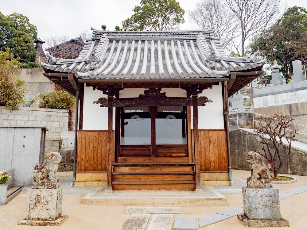 本栄寺:清正堂