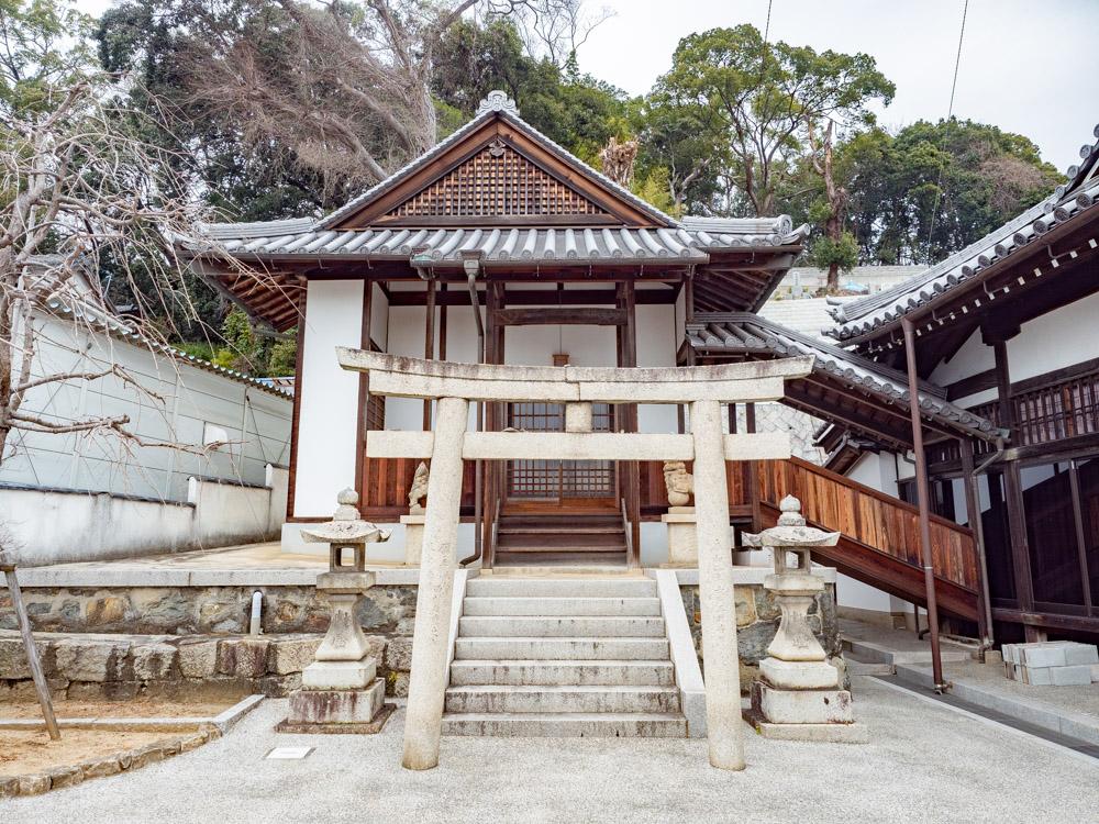 本栄寺:妙見堂
