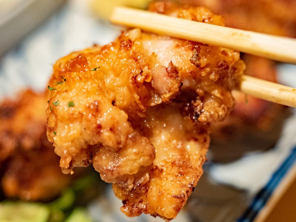 よりみち:鶏のから揚げ
