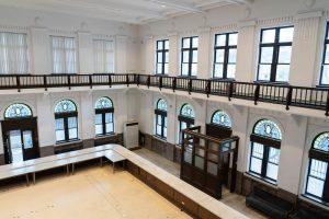 新児島館(仮称・2022年4月オープン予定)記者発表 ~ 100年愛された銀行建築が大原美術館の別館に