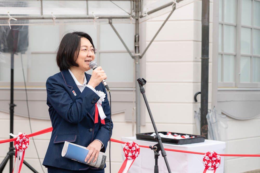 倉敷館リニューアルオープン記念式典