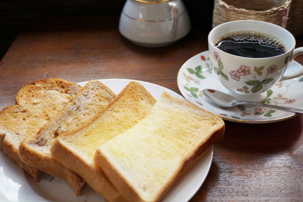 COFFEE HOUSE ごじとま トーストとコーヒー