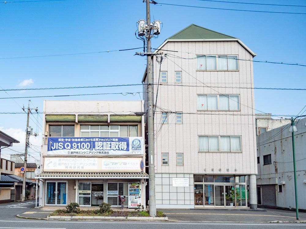 FabLab倉敷水島:外観