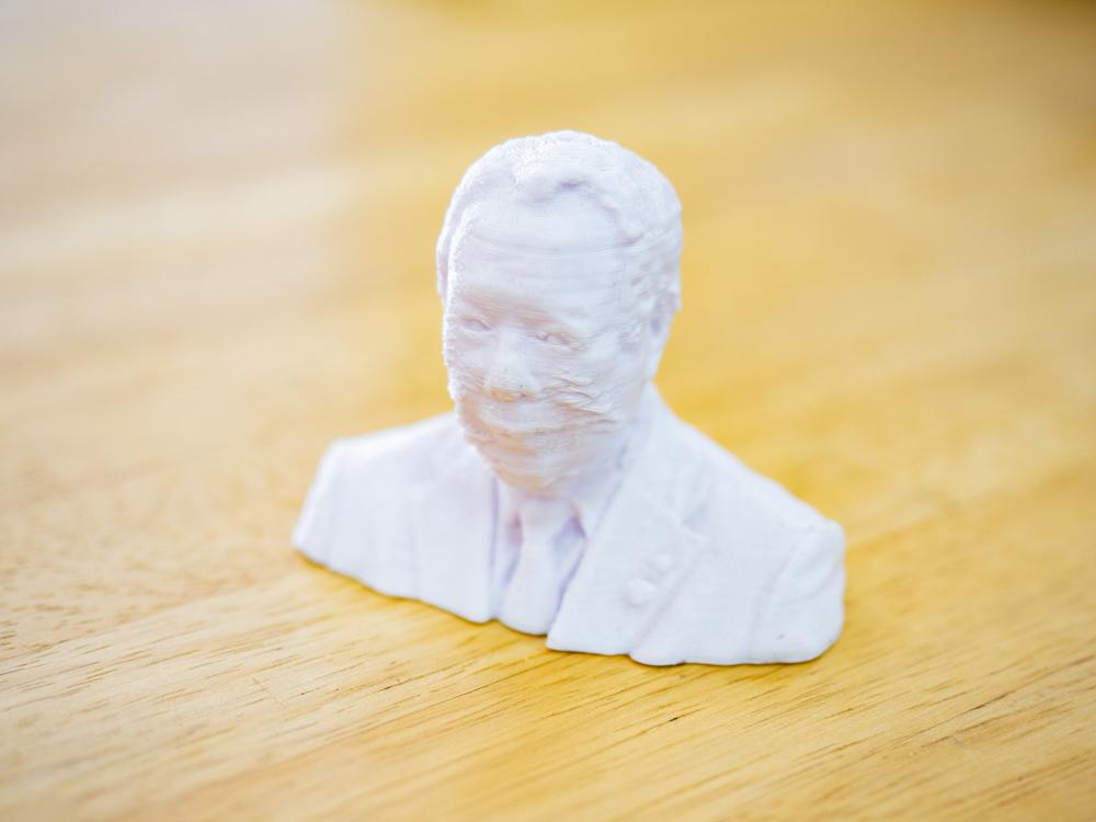 FabLab倉敷水島:3Dプリンターでつくった作品