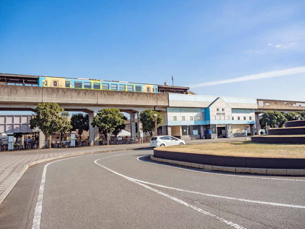 FabLab倉敷水島への行き方:水島臨海 栄駅前