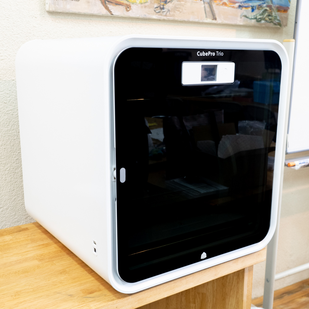 FabLab倉敷水島:3Dプリンター