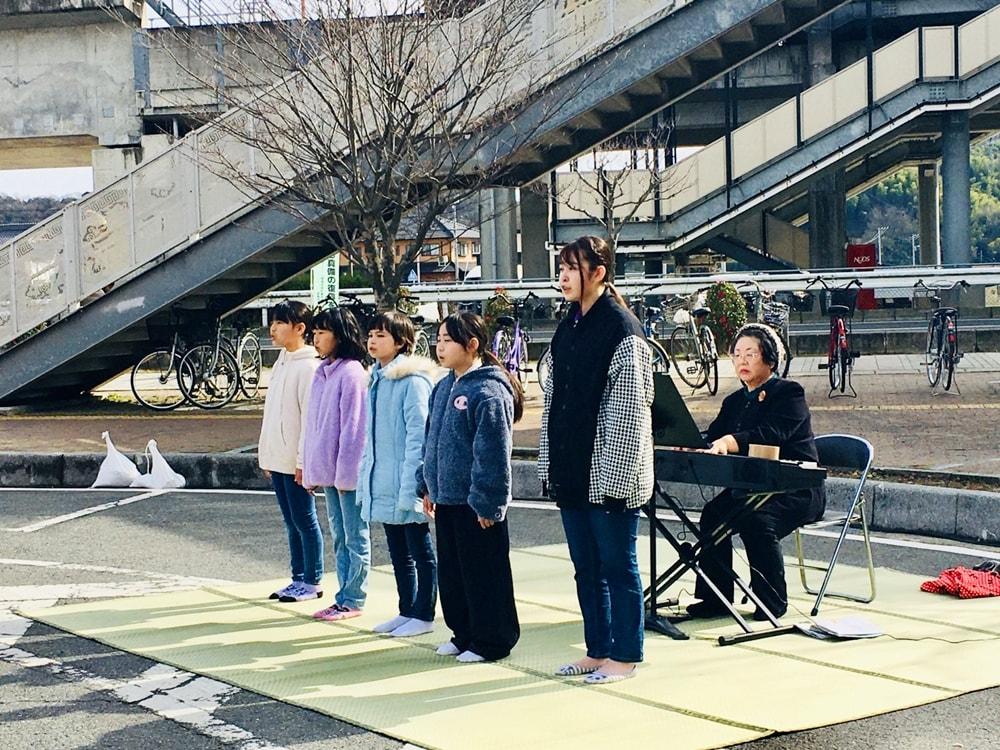【福幸祭】真備少年少女合唱団