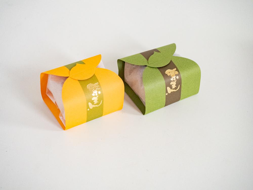 橘香堂:栗まん 個包装