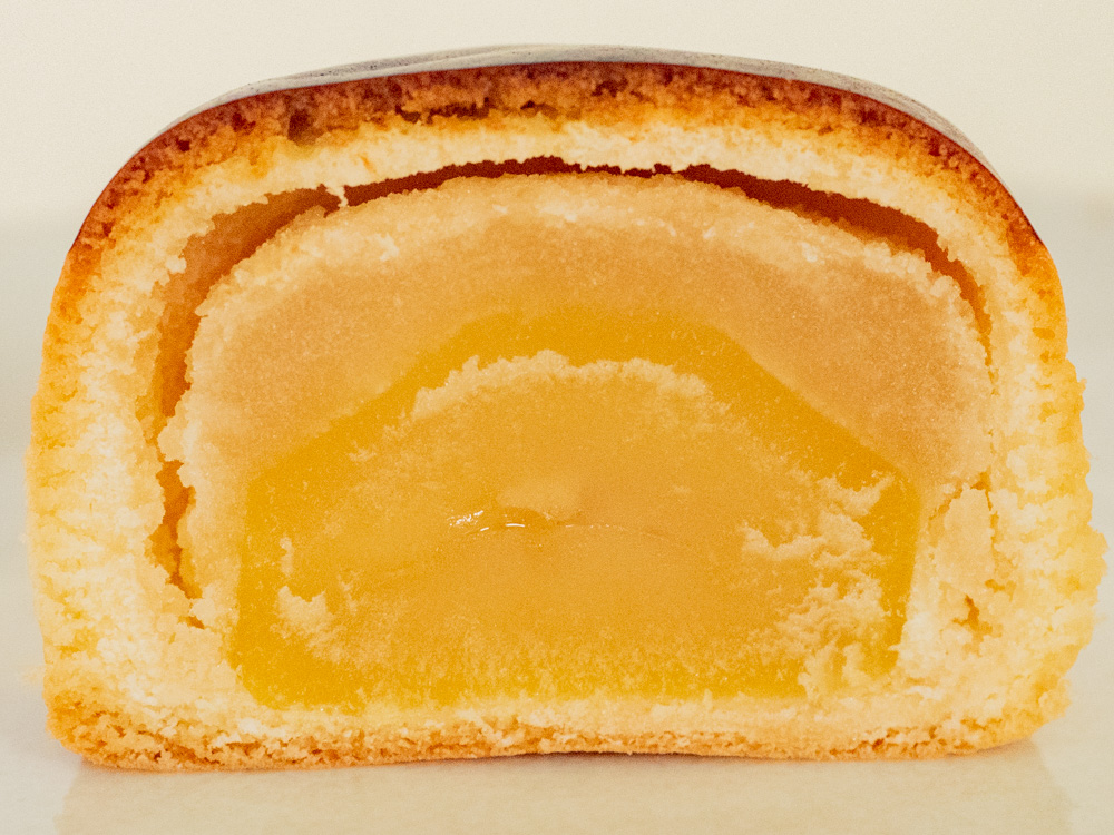 橘香堂:栗まん 中