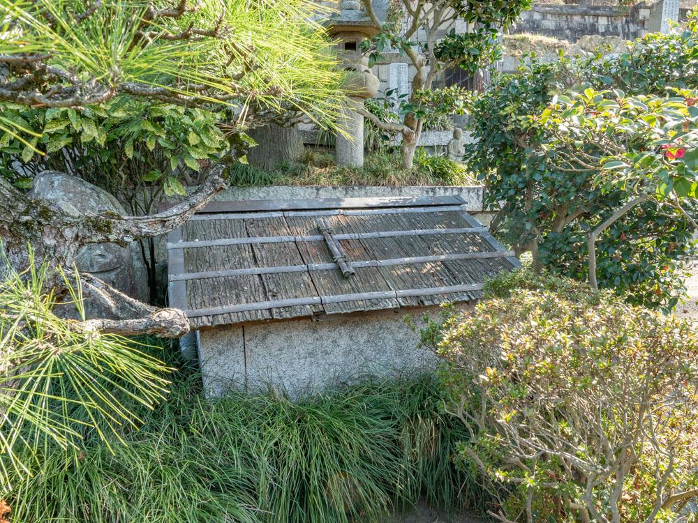 教善寺:遠州井