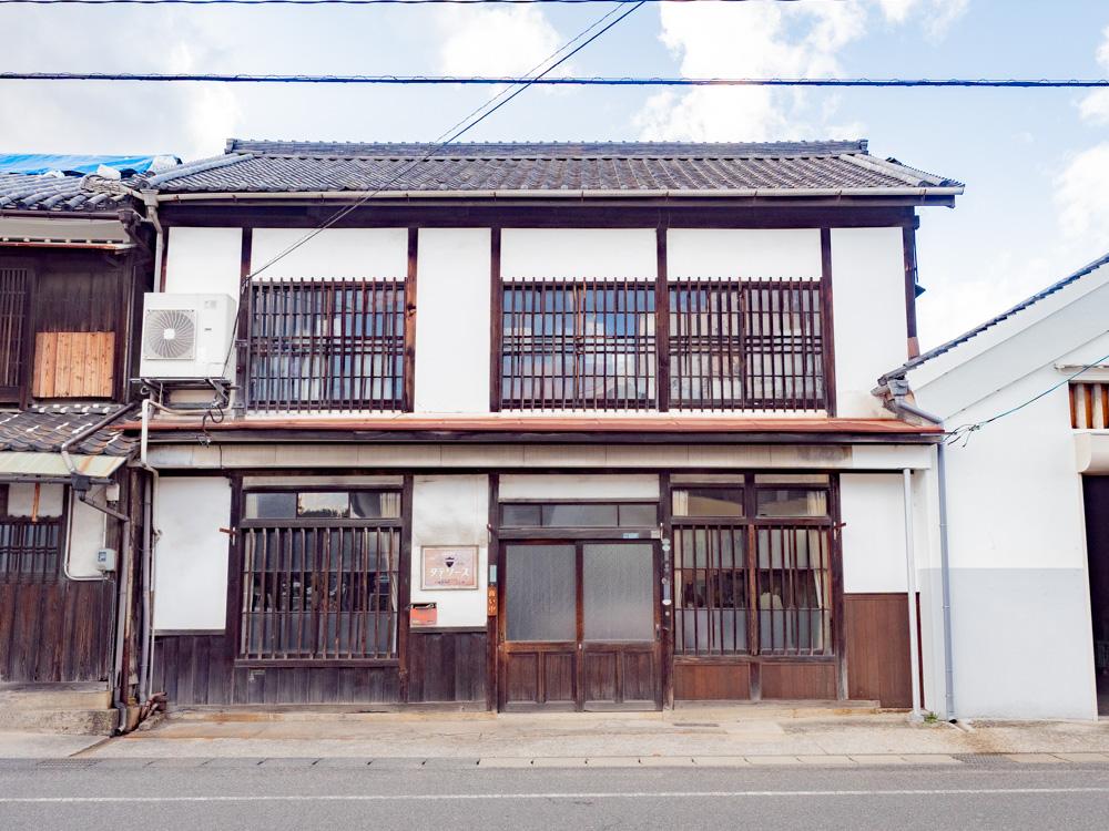 豊島屋(タテソース):外観