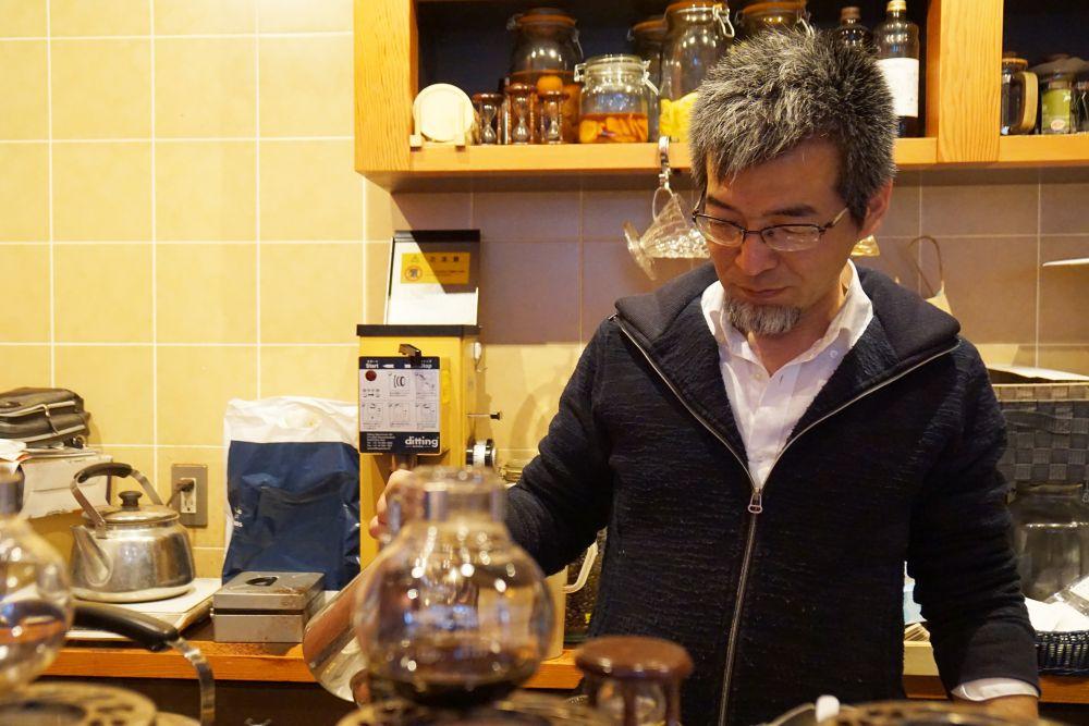 kobacoffee(コバコーヒー) 小林恭一郎さん