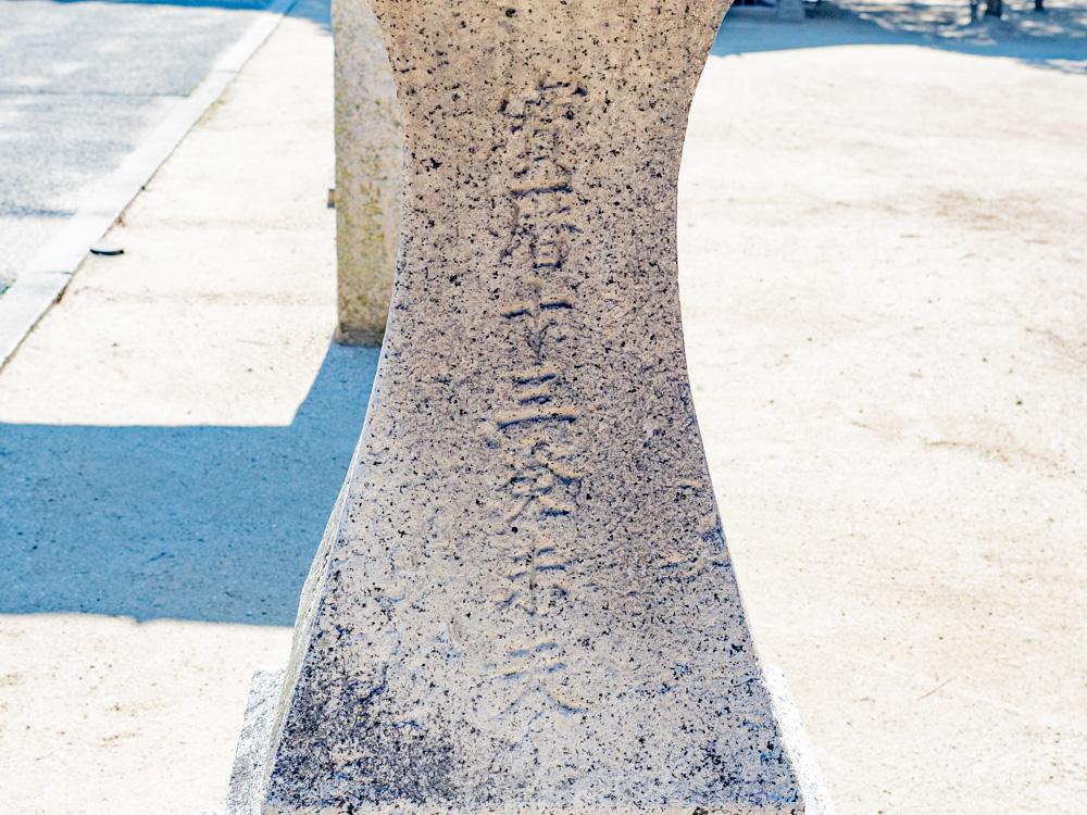 春日神社:石灯籠