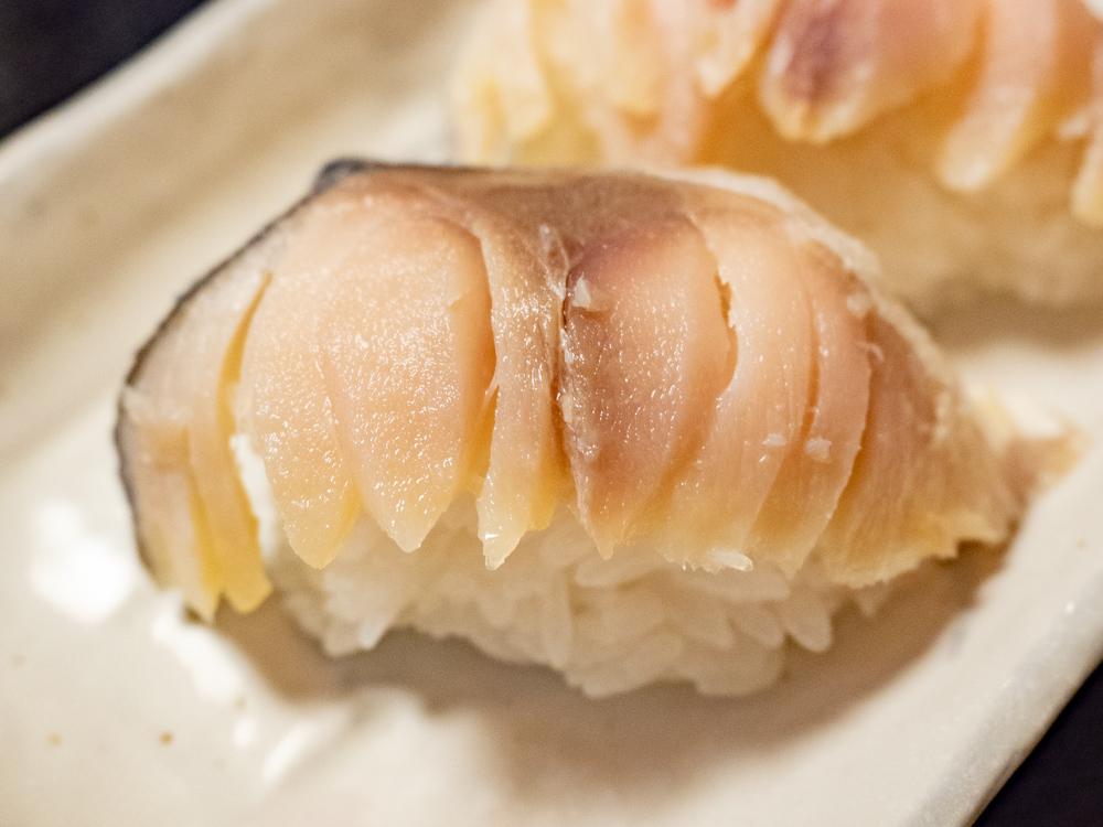 おおにし:さば寿司