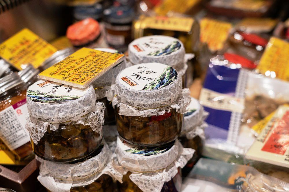平翠軒 焼き牡蠣のオリーブオイル漬け