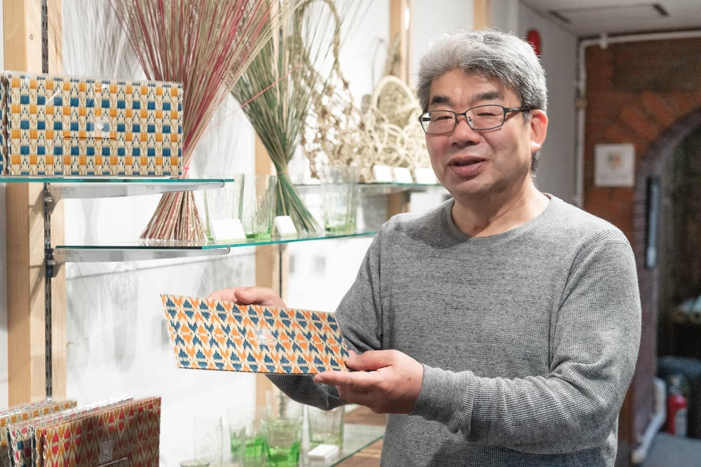 い草屋 花莚 ~ 倉敷のい草文化を伝えるショップでワークショップも