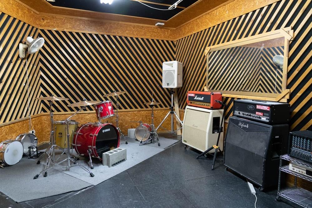 倉敷REDBOX スタジオ