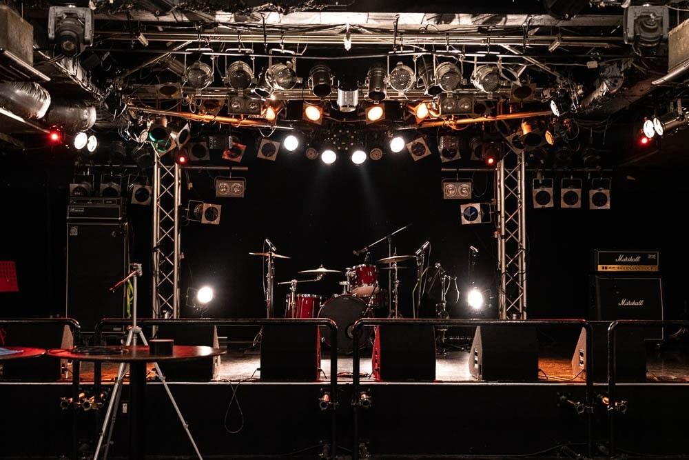 倉敷REDBOX ステージ