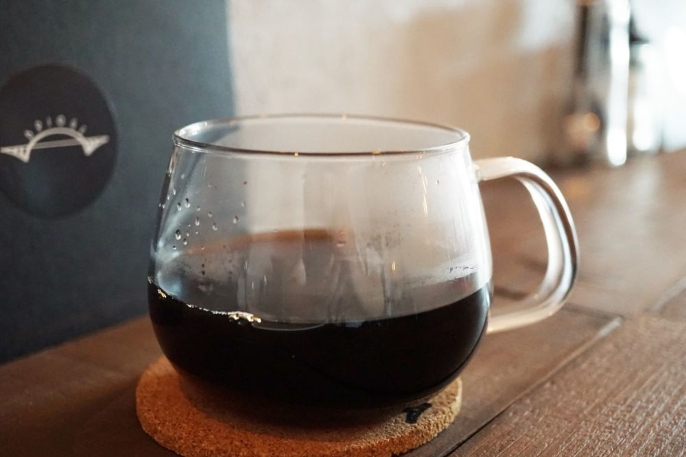 CAFE BRIDGE コーヒー
