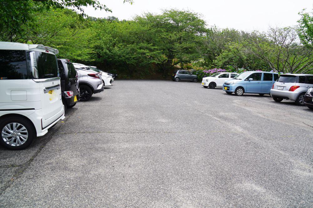 種松山公園 第三駐車場