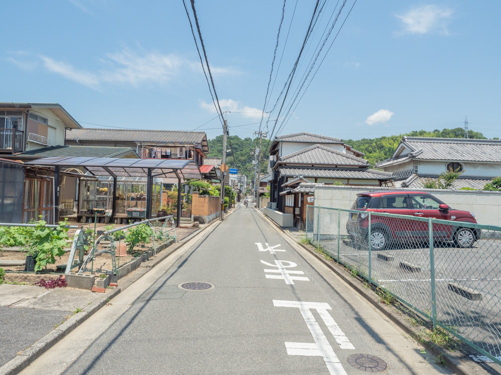 山名書店への行き方