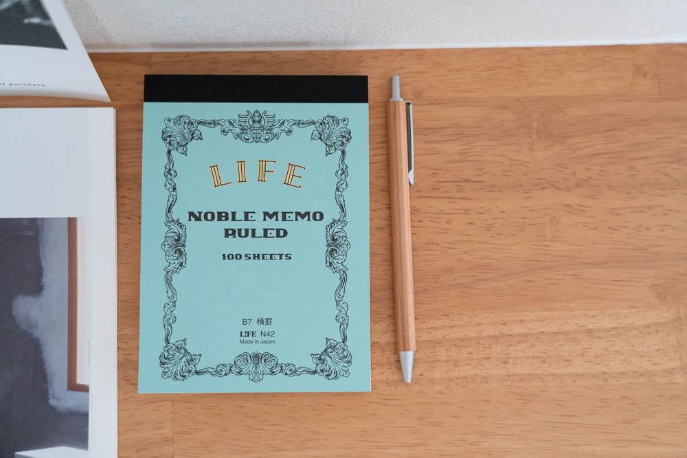 NAGI KURASHIKI HOTEL&LOUNGE LIFEノート