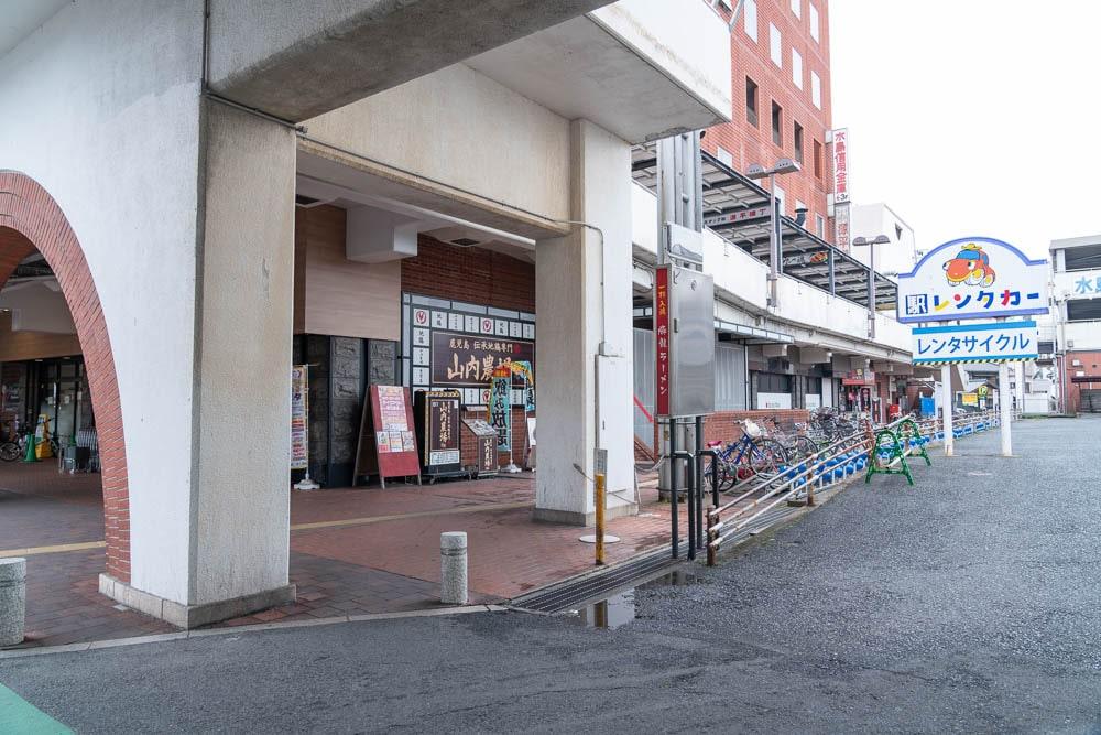 倉敷駅南口1階