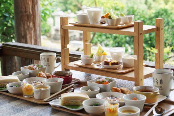 倉敷アフタヌーンティー(2020年7月20日~9月30日開催)~旬の桃やぶどうをゆっくりと味わえる、プチぜいたくなイベント