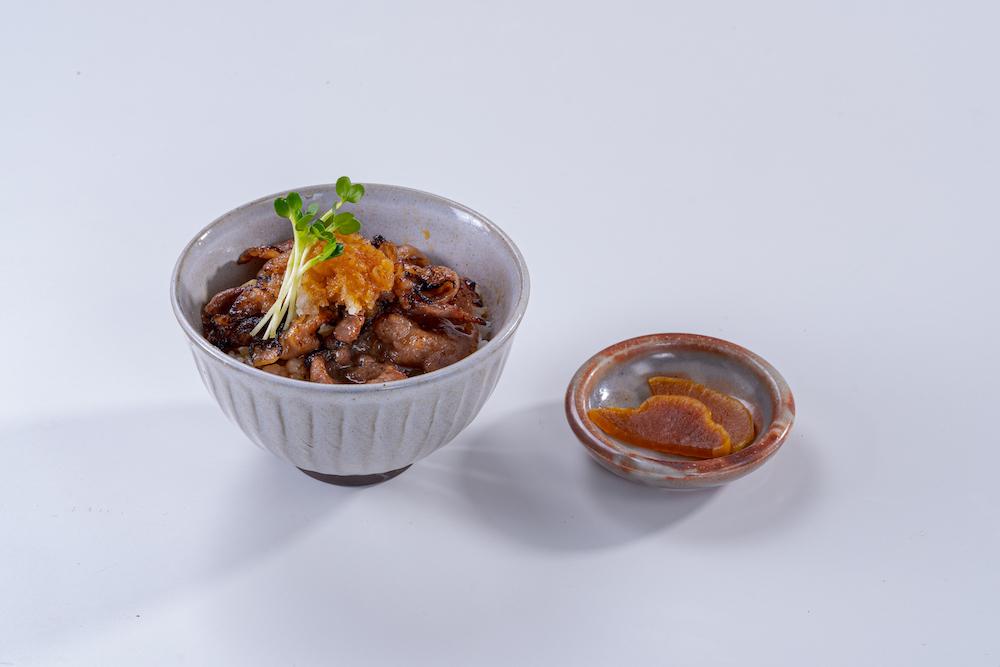 冨來屋本舗:きび膳の千屋牛ミニ丼