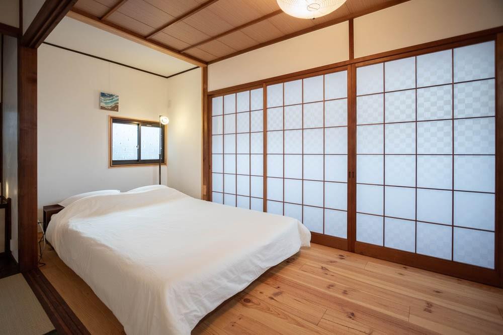 くらしきカワセミ亭 2階
