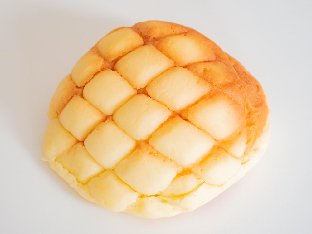築山製パン所:メロンパン