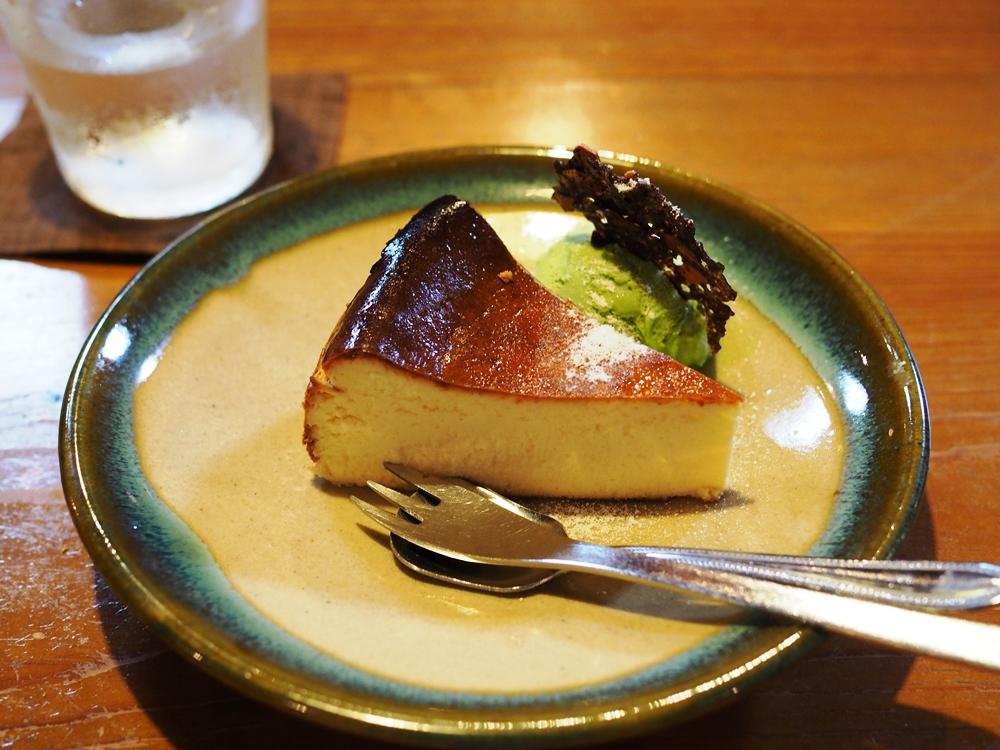 夢空間はしまや バスクチーズケーキ