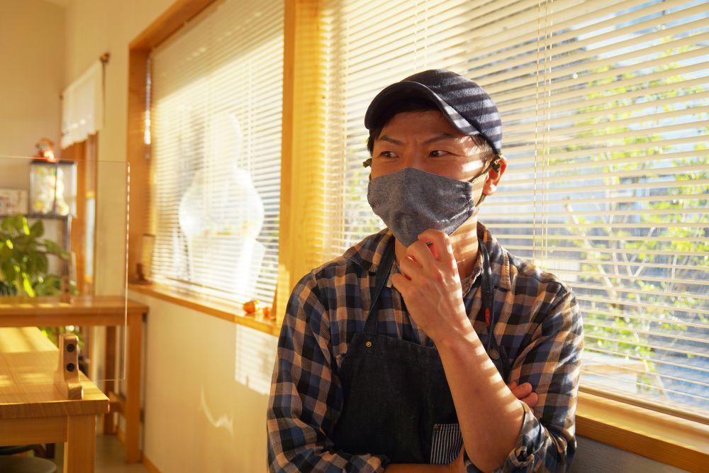 手打ちうどんさるや 柴田勇樹さん