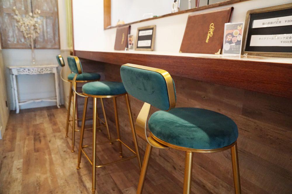 CAFE&DINING GLITTER(カフェアンドダイニング グリッター) カウンター席