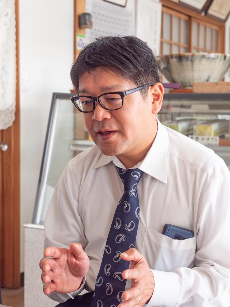 栄堂:瀬戸内エンジニアリング 小出博之さん