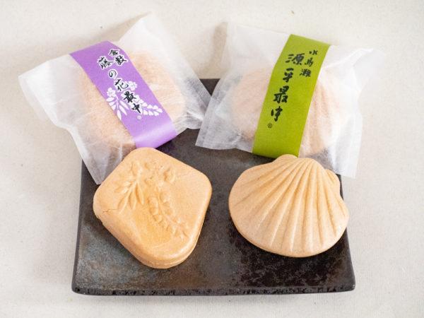 嶋屋製菓 栄堂 〜 地元水島で愛された老舗の味と技を受け継ぐ和洋菓子店。新技術を生かした商品づくりも