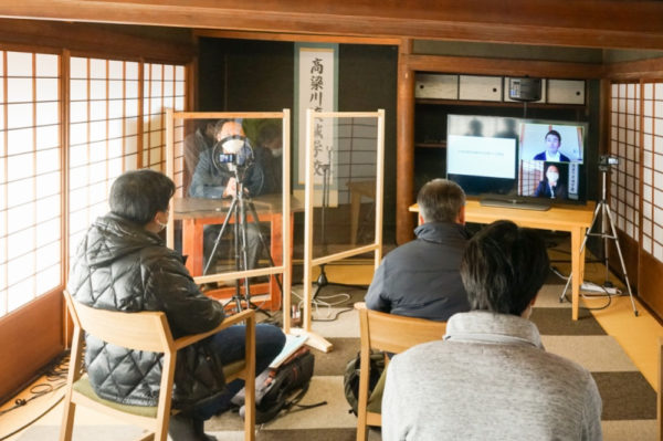 高梁川志塾「地域おこし協力隊 実践事例『日本の木を使うべき理由』」 〜 木工職人から学ぶ森の守り方