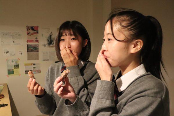 児島産いちじくを使った手ごねパン ~「倉敷とことこ」から生まれた高校生コラボ商品